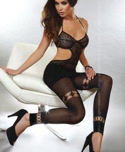 Livia Corsetti 133 - Ciorapi Dama cu Model - Livia Corsetti - Haine > Brands > Livia Corsetti