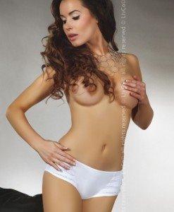 Livia Corsetti 307-2 Lenjerie chilot normal cu volanse - Sutien si chilot - Haine > Haine Femei > Lenjerie intima > Sutien si chilot