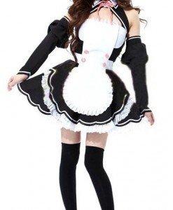 M166 Costum tematic carnaval - Menajera - Haine > Haine Femei > Costume Tematice > Menajera