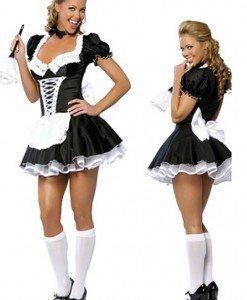 M21 Costum tematic menajera - Menajera - Haine > Haine Femei > Costume Tematice > Menajera