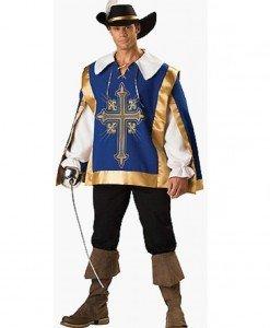 MAN17 Costum tematic muschetar - Costume Tematice - Haine > Haine Barbati > Costume Tematice