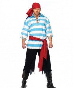 MAN35 Costum tematic pirat - Costume Tematice - Haine > Haine Barbati > Costume Tematice
