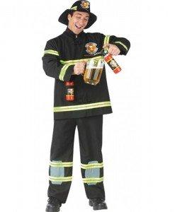 MAN42 Costum Halloween barbati pompier - Costume Tematice - Haine > Haine Barbati > Costume Tematice