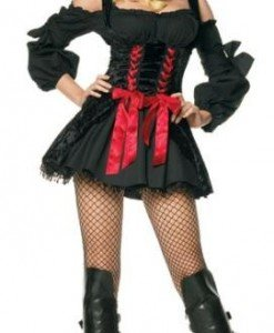 MM2-1 Costum tematic pirat - Pirat - Haine > Haine Femei > Costume Tematice > Pirat