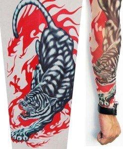 MNC42 Maneca Tatuata - Maneci tatuate - Haine > Haine Femei > Accesorii > Maneci tatuate