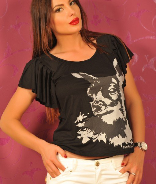 MgN08 Tricou Dama SHic – More Brands – Haine > Brands > More Brands