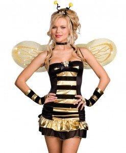 N162 Costum Tematic Viespe - Animalute - Haine > Haine Femei > Costume Tematice > Animalute