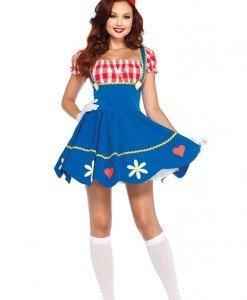 N311 Costum Halloween pitic - Basme si Legende - Haine > Haine Femei > Costume Tematice > Basme si Legende