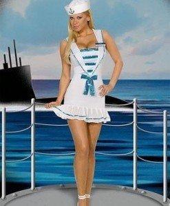 N37 Costum Tematic Marinar - Armata - Marinar - Haine > Haine Femei > Costume Tematice > Armata - Marinar