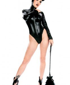 P139 Costum latex felina - Altele - Haine > Haine Femei > Costume latex si PVC > Altele
