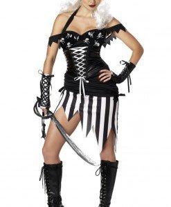 P167 Costum tematic pirat - Pirat - Haine > Haine Femei > Costume Tematice > Pirat