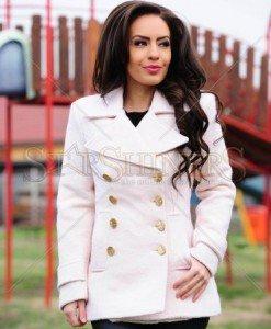 Palton LaDonna Natural Concept Cream - Paltoane -
