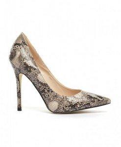 Pantofi Aidin Bej - Pantofi - Pantofi