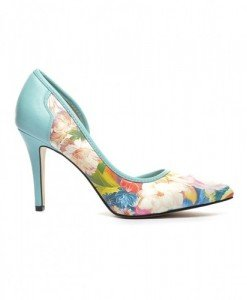 Pantofi Aladin Albastri - Pantofi - Pantofi