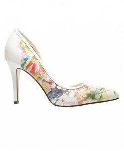 Pantofi Aladin Albi - Pantofi - Pantofi