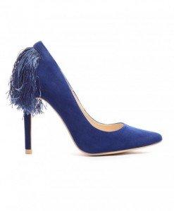 Pantofi Albano Albastri - Pantofi - Pantofi