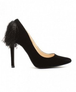 Pantofi Albano Negri - Pantofi - Pantofi