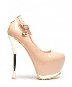 Pantofi Algano Nude - Pantofi - Pantofi