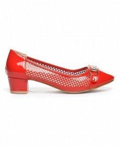 Pantofi Alisa Rosii - Pantofi - Pantofi