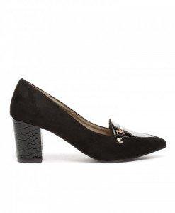 Pantofi Astro Negri - Pantofi - Pantofi