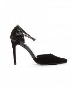 Pantofi Barton Negri - Sandale cu toc - Sandale cu toc