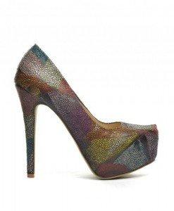 Pantofi Bazil Rosii - Pantofi - Pantofi