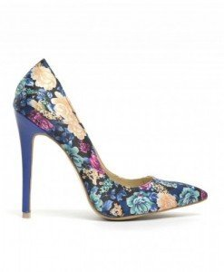 Pantofi Belona Albastri - Pantofi - Pantofi