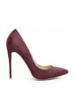 Pantofi Berta Mov - Pantofi - Pantofi