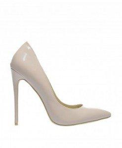 Pantofi Berta Nude - Pantofi - Pantofi