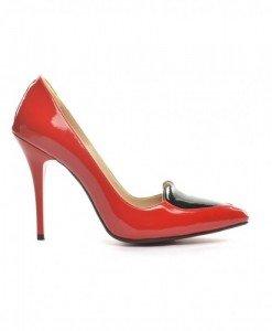 Pantofi Bifor Rosii - Pantofi - Pantofi