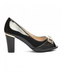 Pantofi Bros Negri - Pantofi - Pantofi