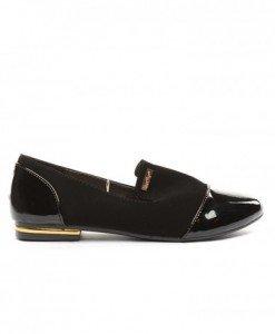 Pantofi Casual Afra Negri - Casual - Casual