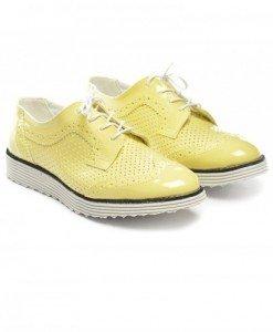Pantofi Casual Alfred Galbeni - Casual - Casual