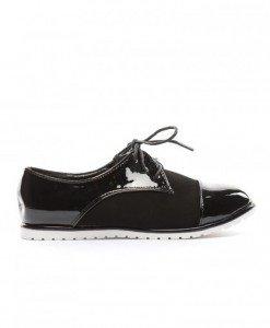 Pantofi Casual Barsa Negri - Casual - Casual