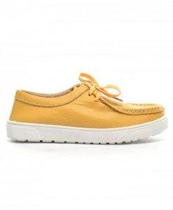 Pantofi Casual Berlingo Galbeni - Casual - Casual
