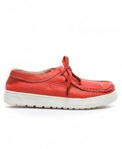 Pantofi Casual Berlingo Rosii - Casual - Casual