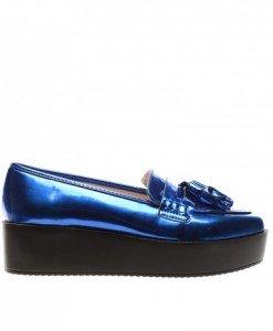 Pantofi Casual Brody Albastri - Casual - Casual