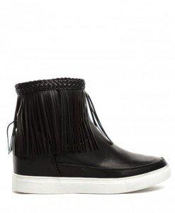 Pantofi Casual Buscemy Negri - Casual - Casual