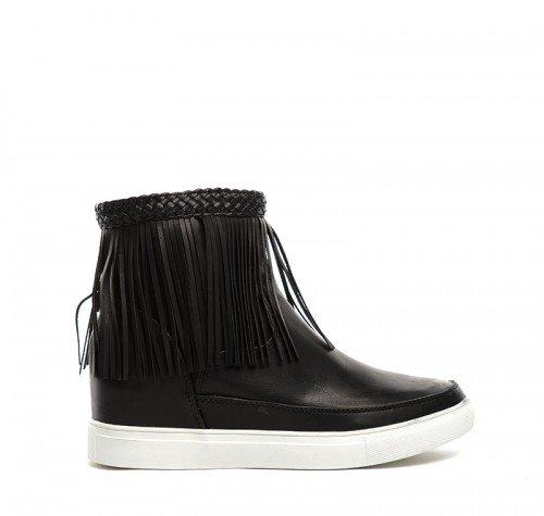 Pantofi Casual Buscemy Negri – Casual – Casual