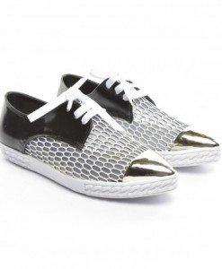 Pantofi Casual Candy Negri - Casual - Casual