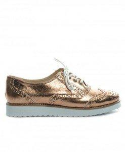 Pantofi Casual Ceddar Aurii - Casual - Casual