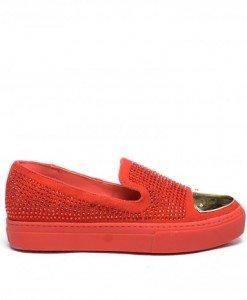Pantofi Casual Danke Rosii - Casual - Casual