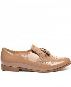 Pantofi Casual Dante Khaki - Casual - Casual