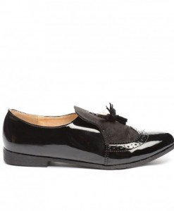 Pantofi Casual Dante Negri - Casual - Casual