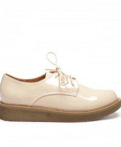 Pantofi Casual Elin Beige - Casual - Casual
