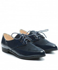 Pantofi Casual Emara Bleumarin - Casual - Casual