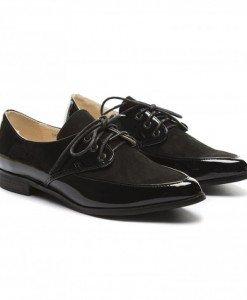 Pantofi Casual Emara Negri - Casual - Casual
