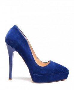 Pantofi Claoro Albastri - Pantofi - Pantofi