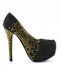 Pantofi Crazy Negri - Pantofi - Pantofi
