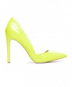 Pantofi Defo Galbeni Neon - Pantofi - Pantofi